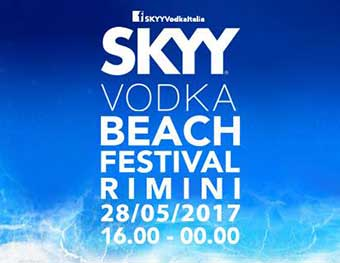 SKYY VODKA event