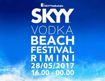 SKYY VODKA event